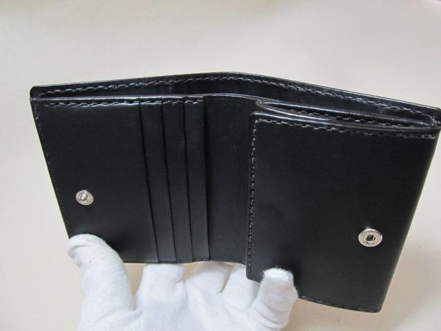 二つ折り財布110mm幅190113