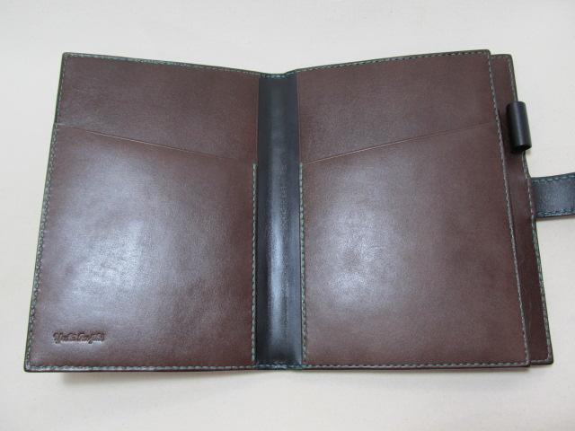 手帳カバーA5サイズ2冊用191101 5