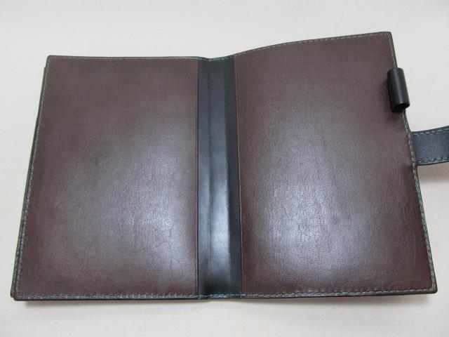 手帳カバーA5サイズ2冊用191101 4