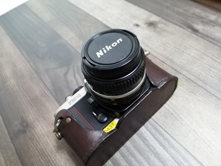 Nikonfm10ボトムケース