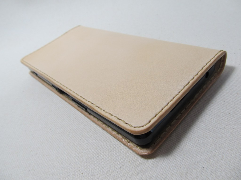 Xperia1SOV40手帳型横開きケース+札入れ 190701