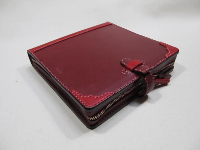 ◆ラウンドファスナーアシュフォードHB×WA5システム手帳200306