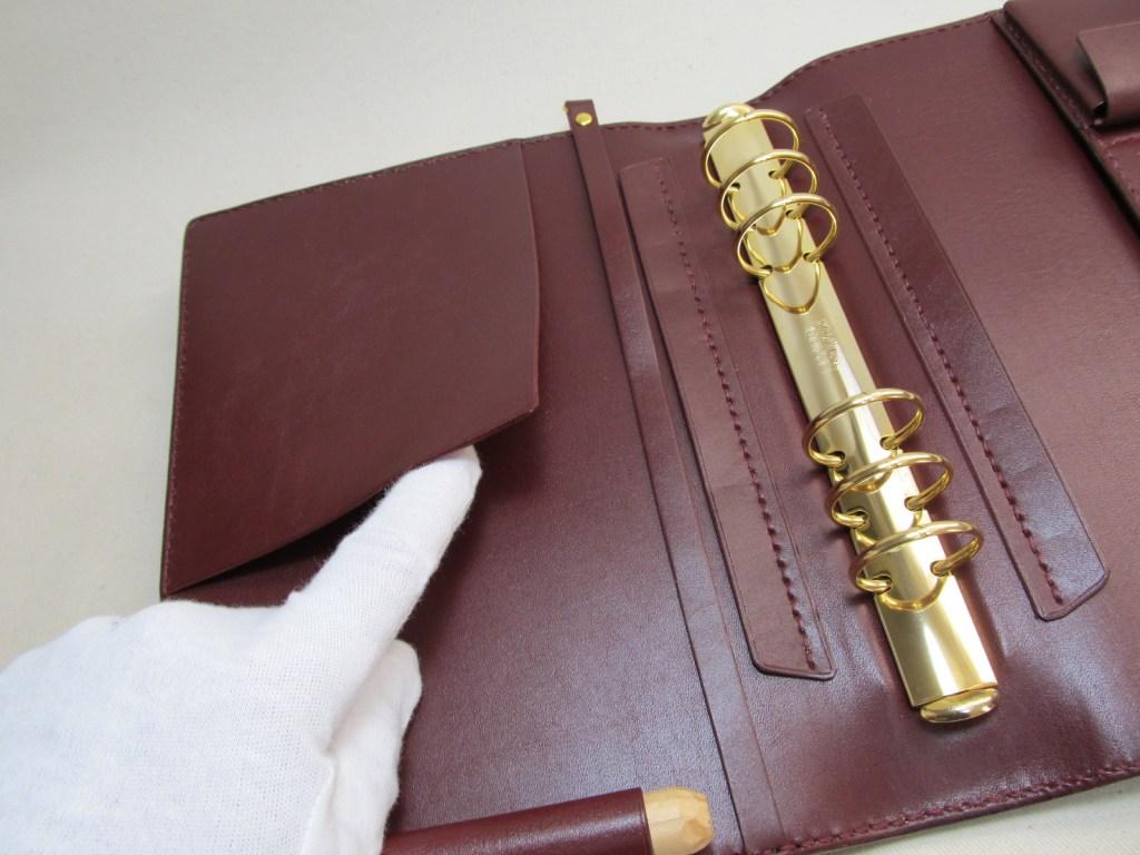システム手帳A5サイズ250mm高200415