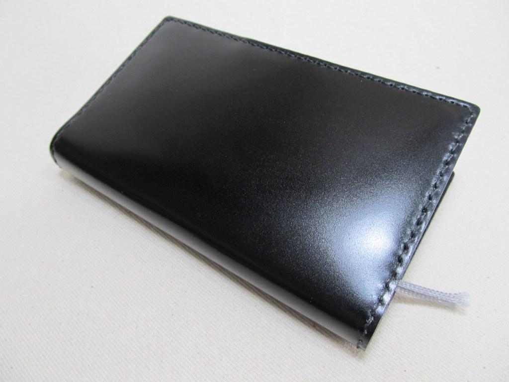 コードバンA6変形手帳カバー210527