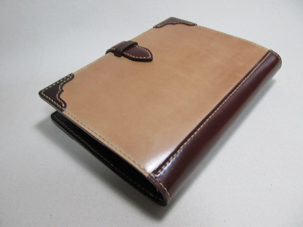 コードバンシステム手帳A5サイズ210626最高級