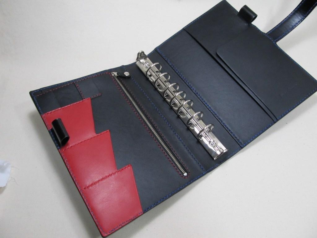 システム手帳フランクリンプランナークラシック210701コードバン