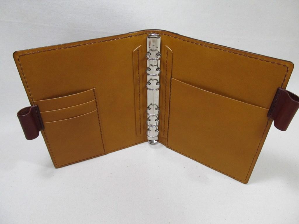 システム手帳フランクリンポケットサイズ 210716flanklin