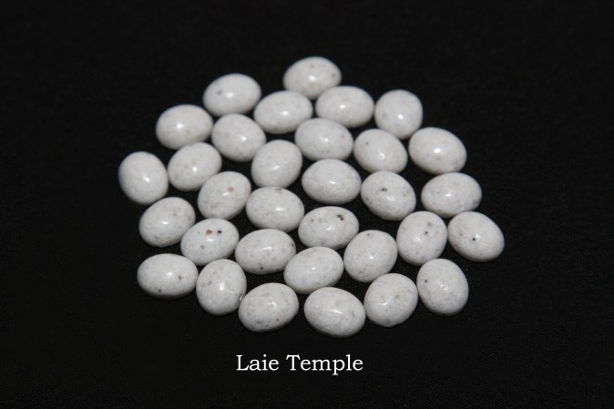 Temple stones from the LDS Laie Temple by Nauvoo Remembered jewelry