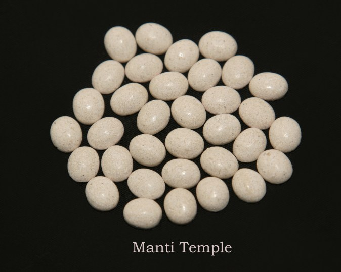Temple stones from the LDS Manti Temple by Nauvoo Remembered jewelry