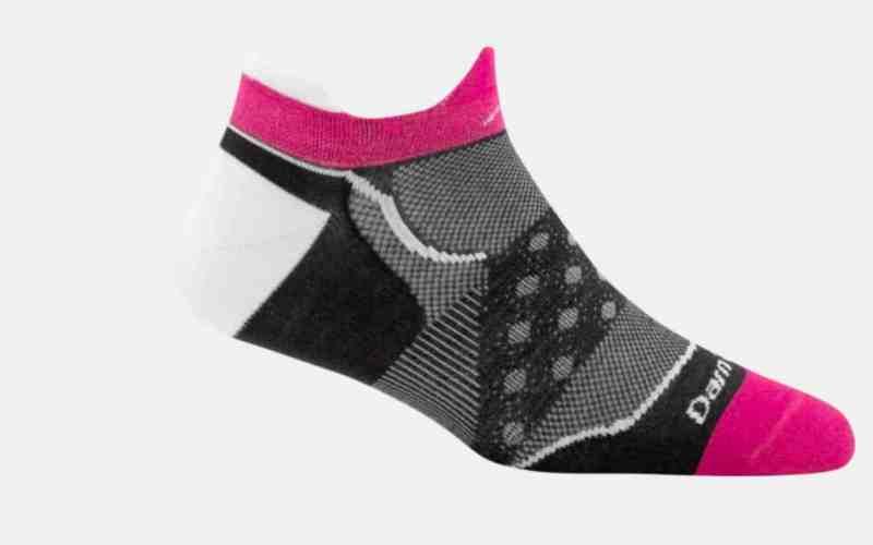 Darn Tough Dot No Show Tab Ultralight Sock