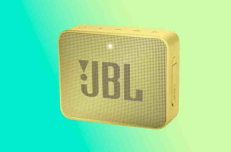 רמקול קטן נייד על בלוטות׳ JBL Go 2