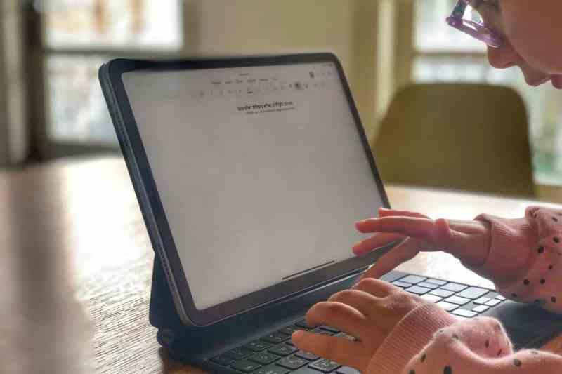חוויית הכתיבה הטובה ביותר עם Magic Keyboard / צילום: מערכת נווד
