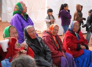 Navajo elders