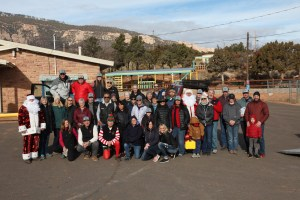 2019 Navajo Santa Delivery Volunteers