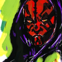 Unseen Works: Darth Maul
