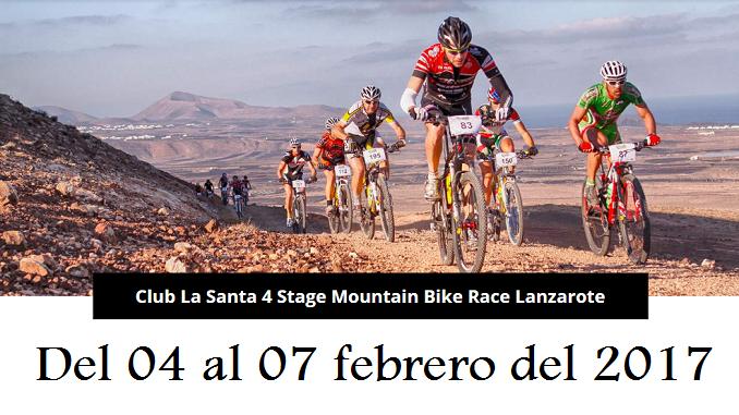 Toni Franco disputará la 4 Stage Mountain Bike Race Lanzarote
