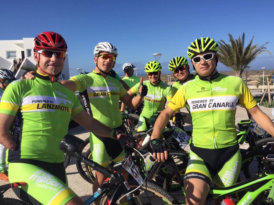Toni Franco 4 Stage Mountain Bike Race Lanzarote
