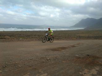Toni Franco - contrarreloj 21 km en subida (2)