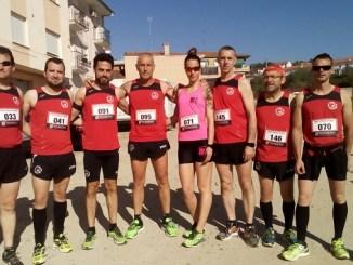 C.D. Navalmaratón participo en el VII Cross Popular Solidario Camino de la Ermita de la Dehesa y en la Farinato Race de Madrid