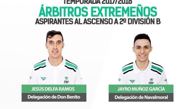 El moralo Jayro Muñoz García aspirante a 2ª División 'B'