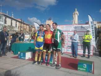 Bronce para Ramón González Melo (Monchi) en la Contrarreloj del Campeonato de España de Ciclismo Adaptado en Villadiego