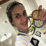 Lourdes León, del club MAE FIGHTING, se proclama campeona del mundo de Kick Boxing y subcampeona de K1 Rules en el mundial ISKA 2018 (8)