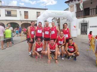 El CD Navalmaratón disputó diferentes pruebas en Peraleda de la Mata, Cantabria y Madrid