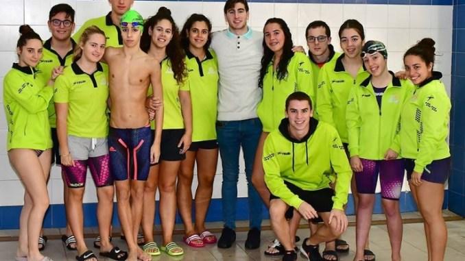 Resultados de la II jornada de mayores en la piscina climatizada de Navalmoral de la Mata