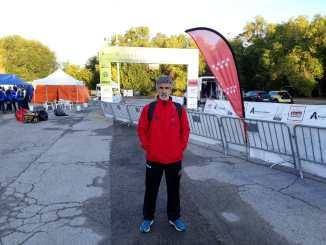 Antonio Serradilla Corchero llega a la cifra de 75 Maratones