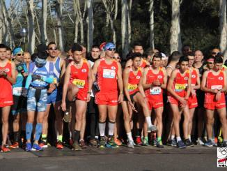 El equipo de Running Cross MAE Fitness participa en la XX carrera de Mollet del Vallés donde fue homenajeado Toni Franco