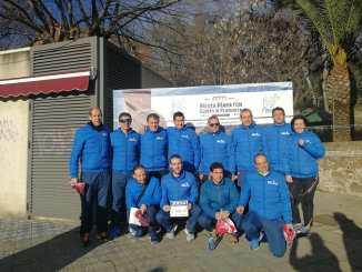 Fondistas Moralos en la VII Media Maratón de Plasencia