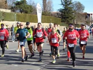Resultados de CD Navalmaraton en la VII Media Maraton de Plasencia