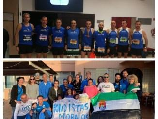 Resultados de los Fondistas Moralos en el XXXV Zurich Maraton Sevilla