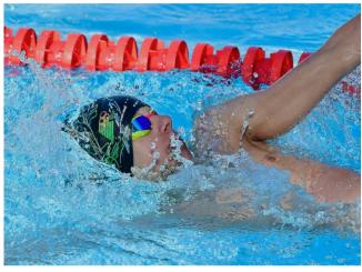 Dos nadadores del Club Natación Moralo fueron galardonados en la Gala del Deporte Moralo 2018