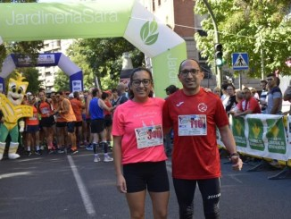 CD Navalmaraton participó en la carrera solidaria Kini Carrasco