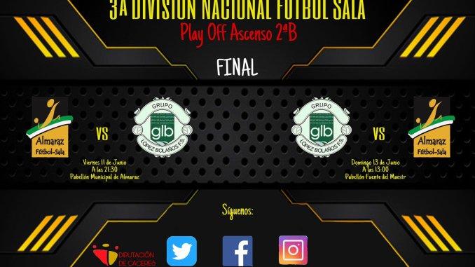 Final PlayOff Ascenso a Segunda B