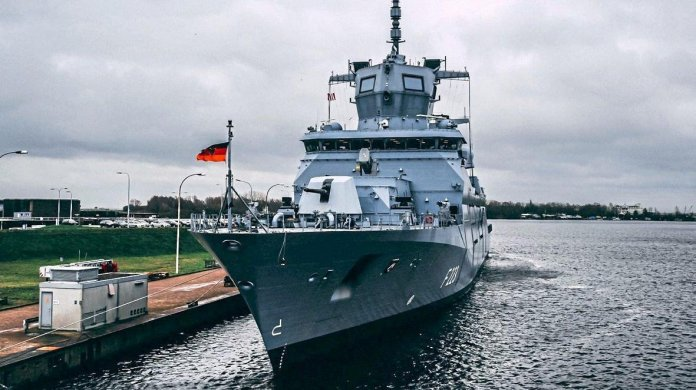 nordrhein westfalen - naval post- naval news and information