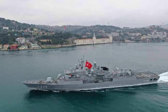 salihreis scaled - naval post- naval news and information