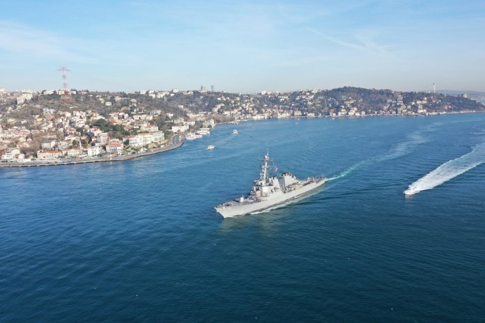 uss ross4 - naval post- naval news and information