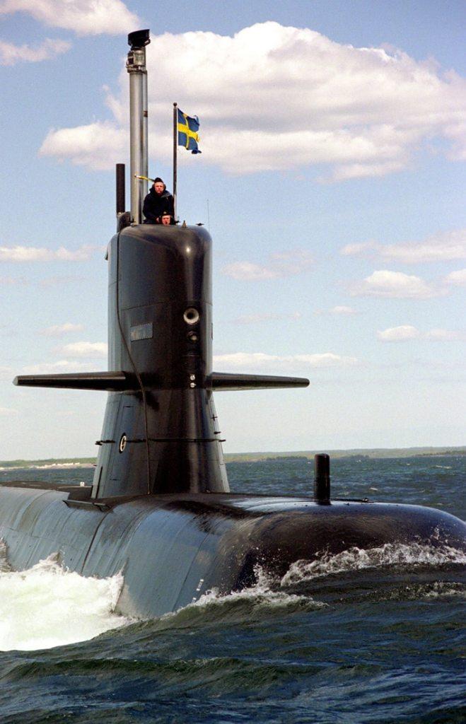 hms södermanland - naval post- naval news and information