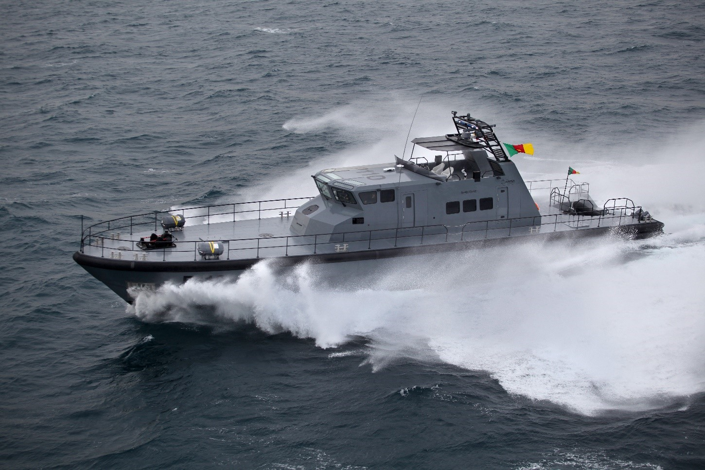 aresa 3200 - naval post- naval news and information