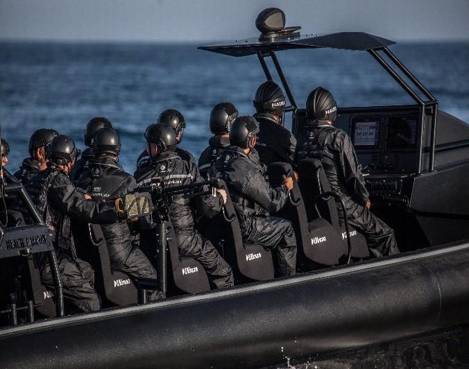 black falcon 4 - naval post
