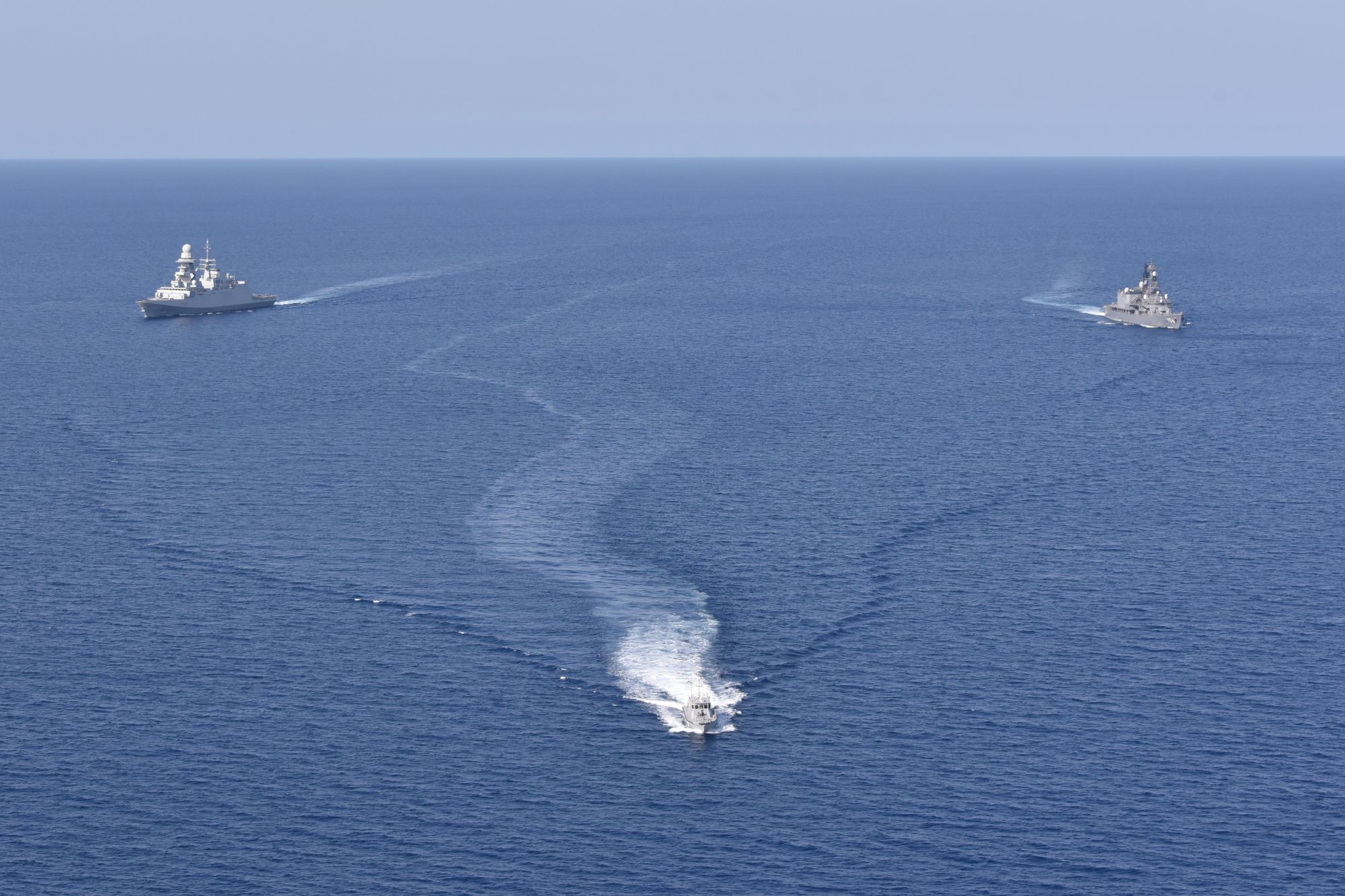 eu japan djibouti exercise 5 - naval post- naval news and information