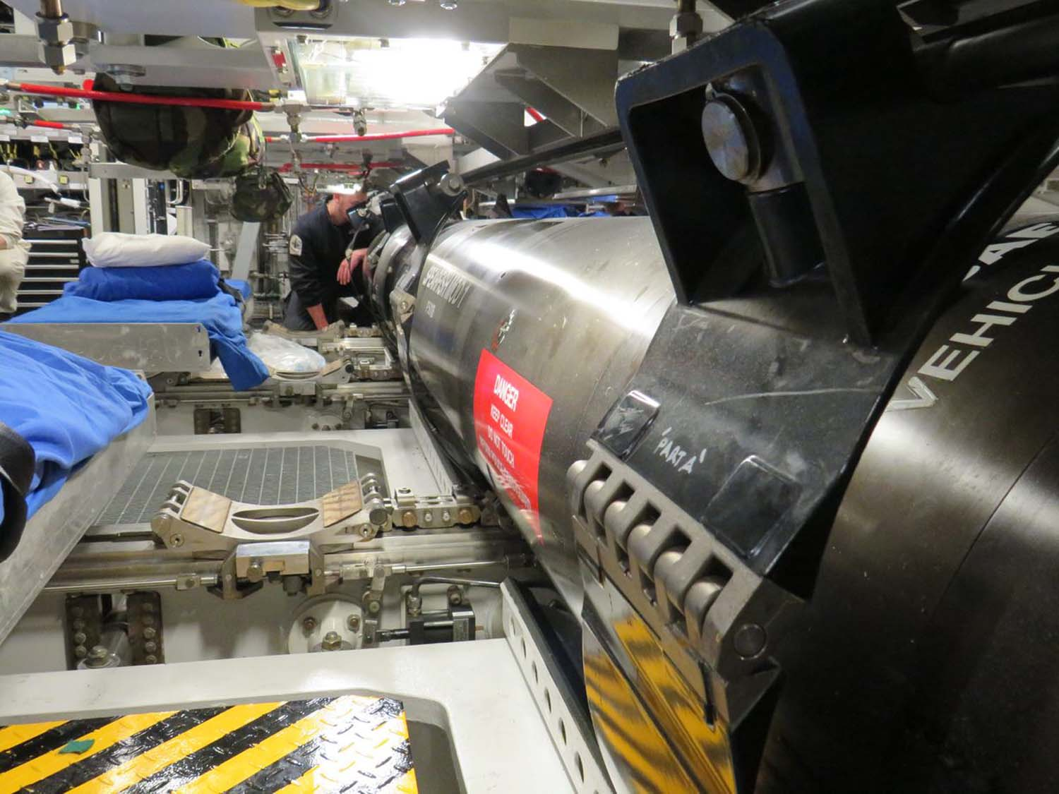 spearfish torpedo 5 - naval post- naval news and information