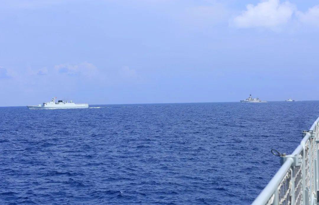 china indonesia passex 7 - naval post