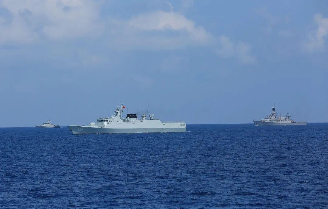 china indonesia passex 8 - naval post