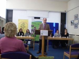 Chairman of the Debate: Joe Ledwidge