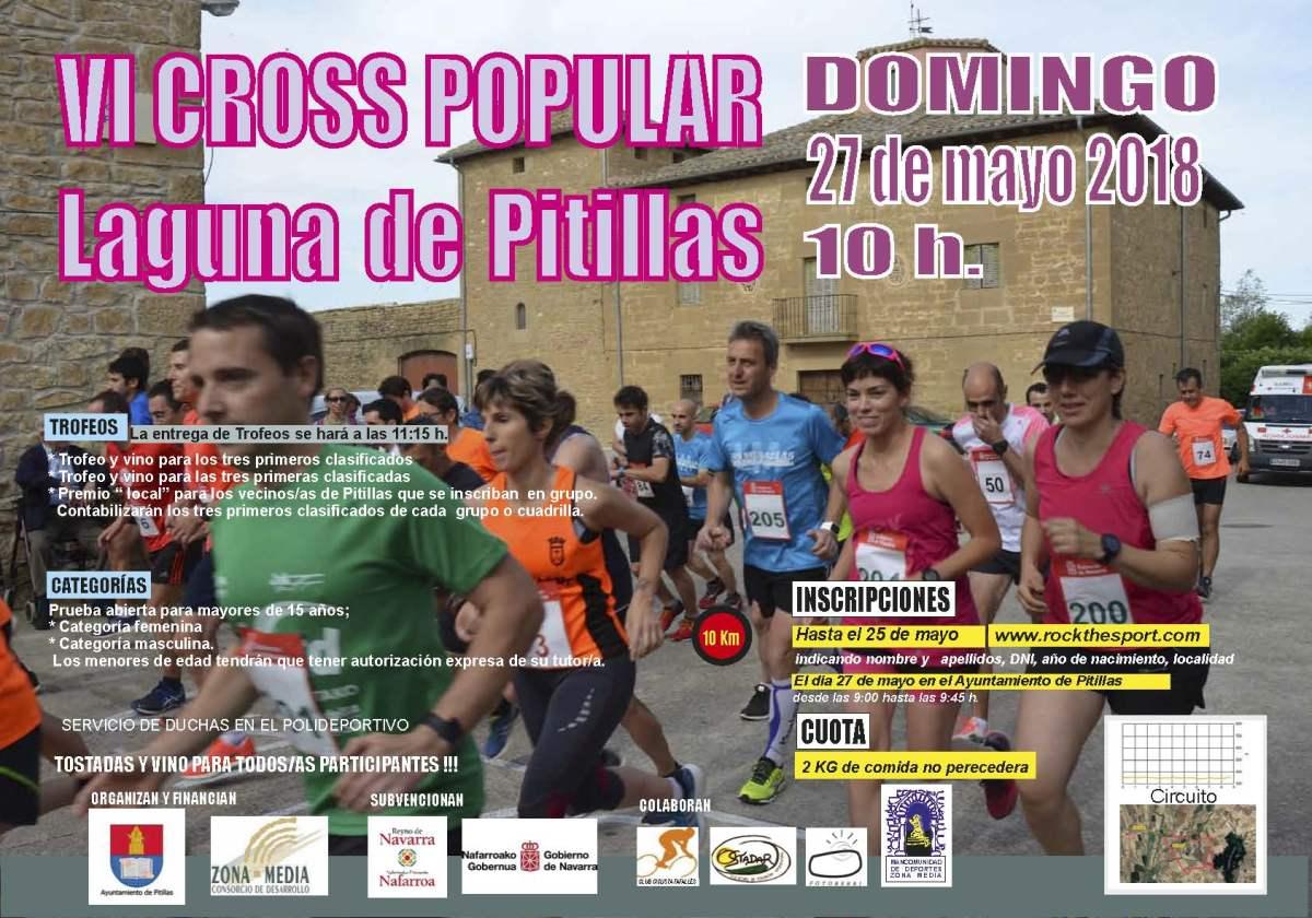 XV Fiesta del Agua de Pitillas, 26 y 27 de mayo de 2018