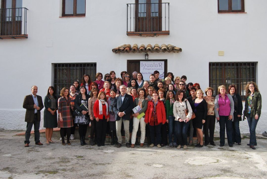 Proyecto de cooperación para el Desarrollo Rural Igualitario. IGUALAR