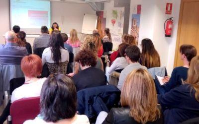 Reunión de la Mesa Técnica de Violencia de Género de la Zona Media